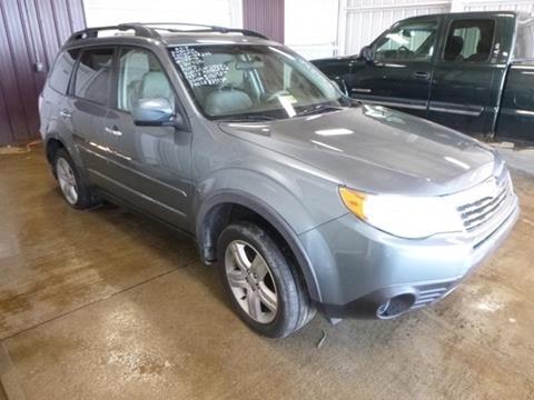 2010 Subaru Forester for sale in Bedford, VA