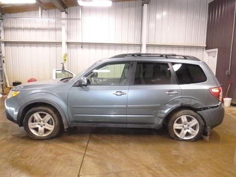 2010 Subaru Forester for sale at East Coast Auto Source Inc. in Bedford VA