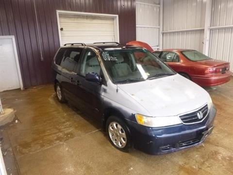 2003 Honda Odyssey for sale at East Coast Auto Source Inc. in Bedford VA