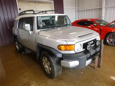 2008 Toyota FJ Cruiser for sale at East Coast Auto Source Inc. in Bedford VA