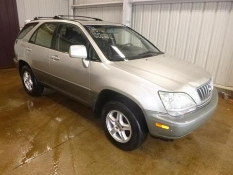 2001 Lexus RX 300 for sale at East Coast Auto Source Inc. in Bedford VA