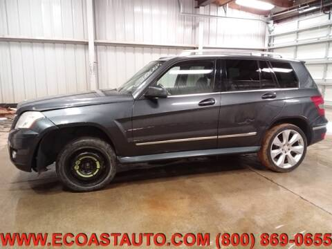 2010 Mercedes-Benz GLK for sale at East Coast Auto Source Inc. in Bedford VA