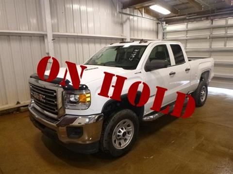 2016 GMC Sierra 2500HD for sale in Bedford, VA