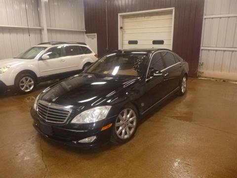 2008 Mercedes-Benz S-Class for sale at East Coast Auto Source Inc. in Bedford VA