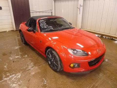 2015 Mazda MX-5 Miata for sale at East Coast Auto Source Inc. in Bedford VA
