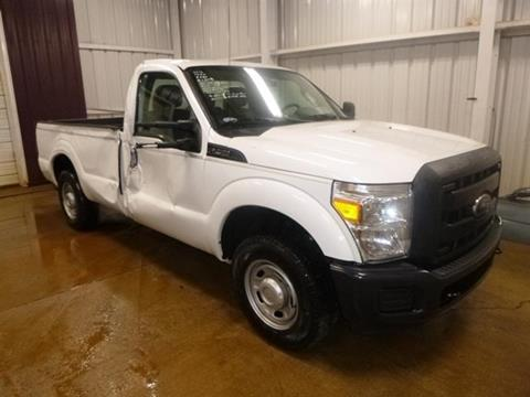 2012 Ford F-250 Super Duty for sale at East Coast Auto Source Inc. in Bedford VA