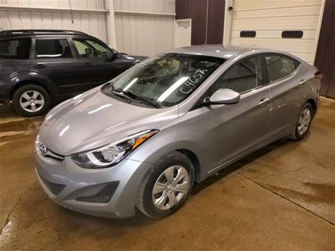 2016 Hyundai Elantra for sale at East Coast Auto Source Inc. in Bedford VA