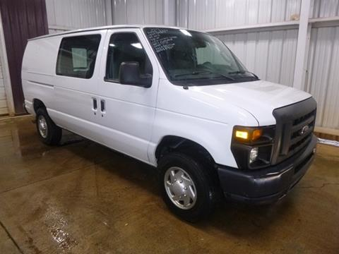 2013 Ford E-Series Cargo for sale at East Coast Auto Source Inc. in Bedford VA