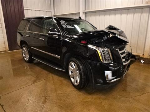 2016 Cadillac Escalade for sale at East Coast Auto Source Inc. in Bedford VA