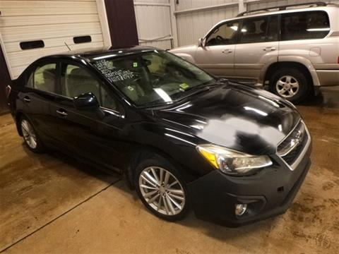 2012 Subaru Impreza for sale at East Coast Auto Source Inc. in Bedford VA