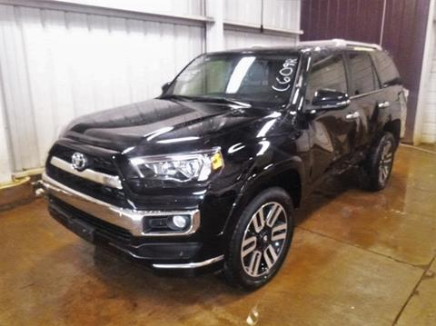 2015 Toyota 4Runner for sale at East Coast Auto Source Inc. in Bedford VA