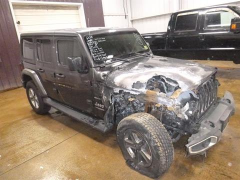 2018 Jeep Wrangler Unlimited for sale in Bedford, VA