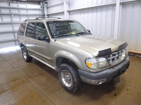 1999 Ford Explorer for sale at East Coast Auto Source Inc. in Bedford VA