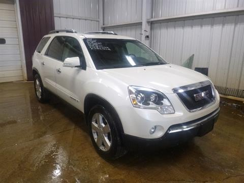 2008 GMC Acadia for sale at East Coast Auto Source Inc. in Bedford VA