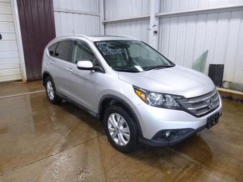 2013 Honda CR-V for sale at East Coast Auto Source Inc. in Bedford VA