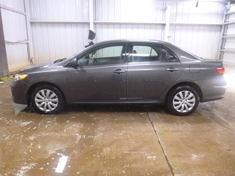2013 Toyota Corolla for sale at East Coast Auto Source Inc. in Bedford VA