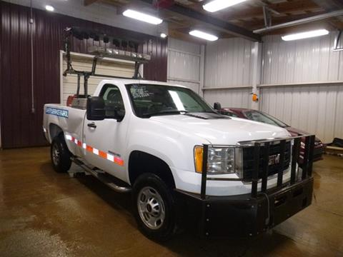 2012 GMC Sierra 2500HD for sale at East Coast Auto Source Inc. in Bedford VA