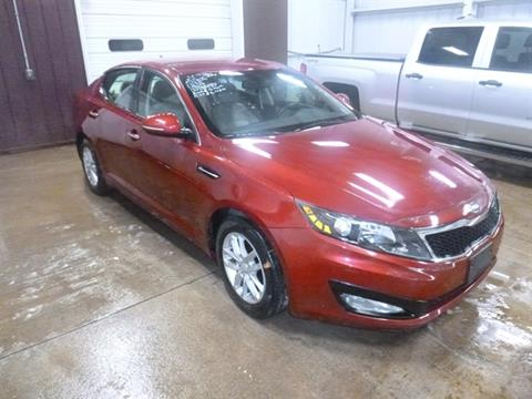 2012 Kia Optima for sale in Bedford, VA