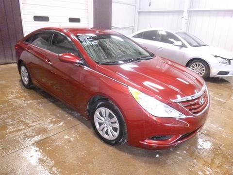 2011 Hyundai Sonata for sale at East Coast Auto Source Inc. in Bedford VA