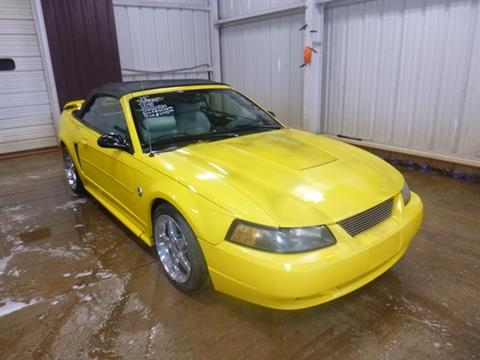 2004 Ford Mustang for sale at East Coast Auto Source Inc. in Bedford VA