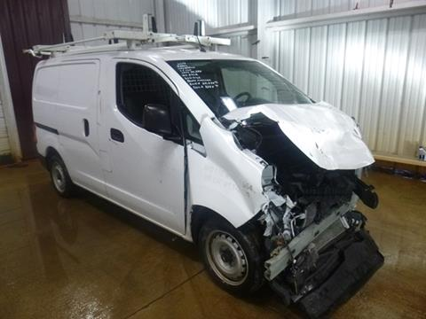 2017 Chevrolet City Express Cargo for sale at East Coast Auto Source Inc. in Bedford VA