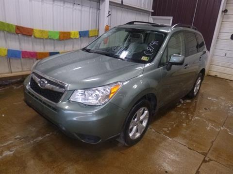 2014 Subaru Forester for sale in Bedford, VA
