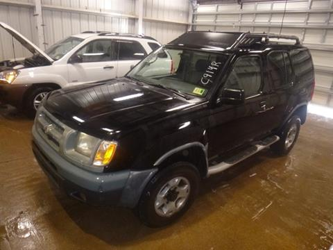 2000 Nissan Xterra for sale at East Coast Auto Source Inc. in Bedford VA