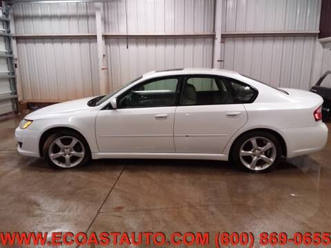 2009 Subaru Legacy for sale at East Coast Auto Source Inc. in Bedford VA