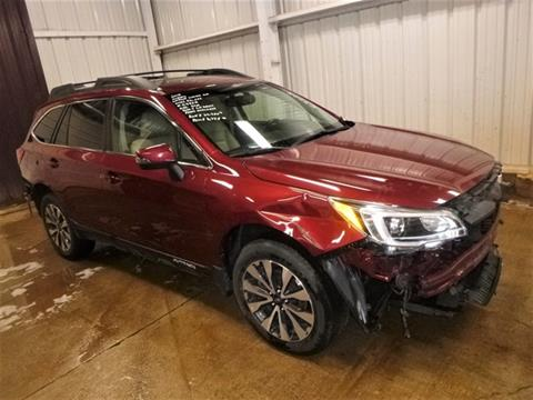 2015 Subaru Outback for sale at East Coast Auto Source Inc. in Bedford VA
