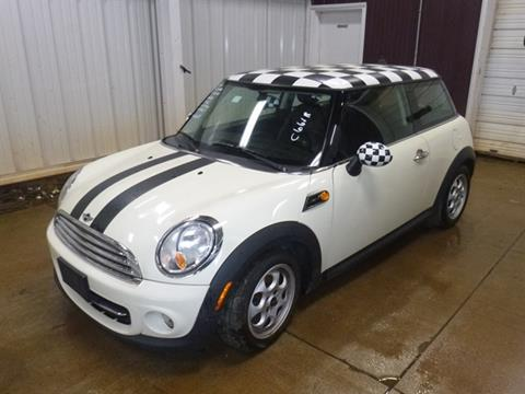 2012 MINI Cooper Hardtop for sale at East Coast Auto Source Inc. in Bedford VA