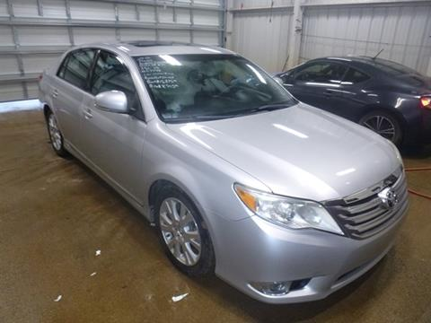 2012 Toyota Avalon for sale at East Coast Auto Source Inc. in Bedford VA