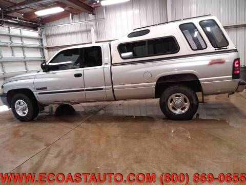 2001 Dodge Ram Pickup 2500 for sale at East Coast Auto Source Inc. in Bedford VA