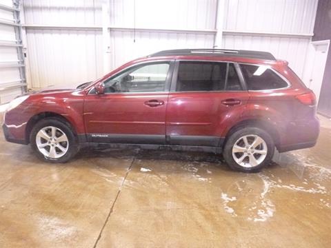 2014 Subaru Outback for sale at East Coast Auto Source Inc. in Bedford VA