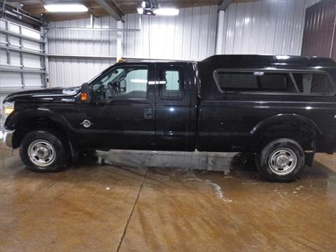 2011 Ford F-250 Super Duty for sale at East Coast Auto Source Inc. in Bedford VA