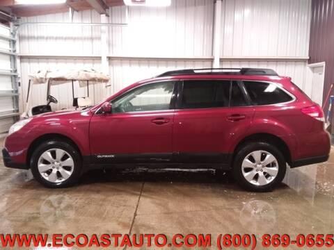 2013 Subaru Outback for sale at East Coast Auto Source Inc. in Bedford VA