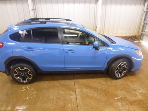 2016 Subaru Crosstrek for sale at East Coast Auto Source Inc. in Bedford VA