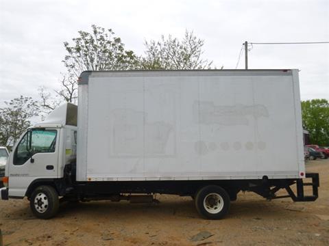 2005 Isuzu NPR for sale at East Coast Auto Source Inc. in Bedford VA