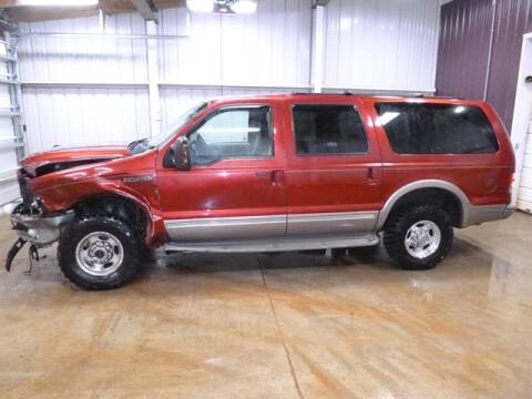 2005 Ford Excursion for sale at East Coast Auto Source Inc. in Bedford VA