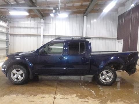 2007 Nissan Frontier for sale at East Coast Auto Source Inc. in Bedford VA