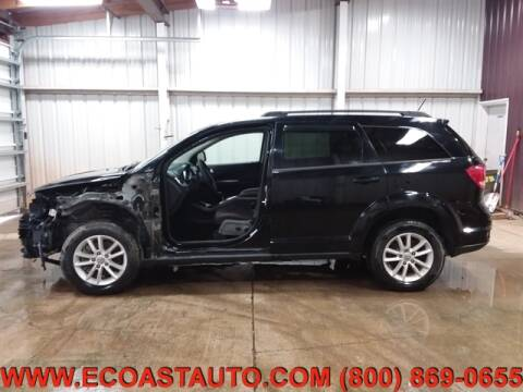 2016 Dodge Journey for sale at East Coast Auto Source Inc. in Bedford VA