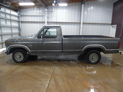 1986 Ford F-150 for sale in Bedford, VA