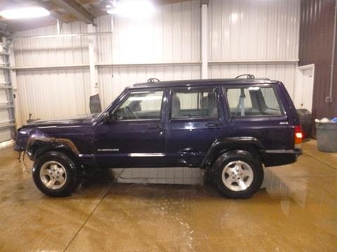 1998 Jeep Cherokee for sale at East Coast Auto Source Inc. in Bedford VA