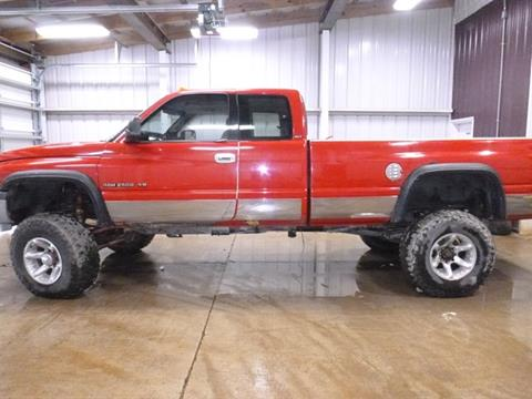 1996 Dodge Ram Pickup 2500 for sale at East Coast Auto Source Inc. in Bedford VA