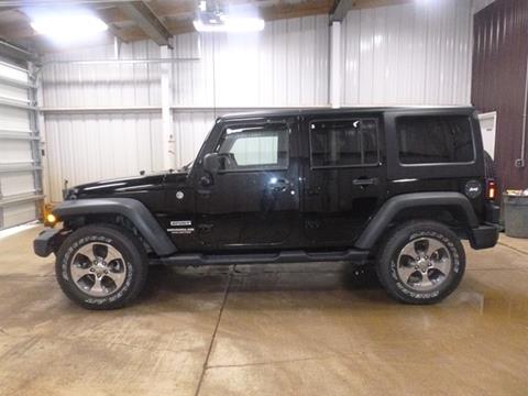 2014 Jeep Wrangler Unlimited for sale in Bedford, VA