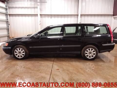 2003 Volvo V70 for sale at East Coast Auto Source Inc. in Bedford VA