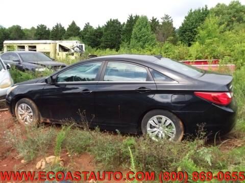 2012 Hyundai Sonata for sale at East Coast Auto Source Inc. in Bedford VA
