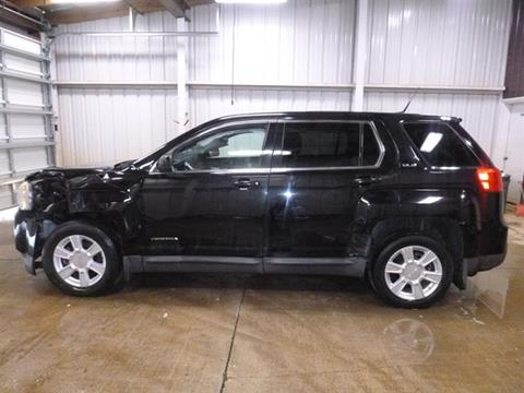 2011 GMC Terrain for sale at East Coast Auto Source Inc. in Bedford VA