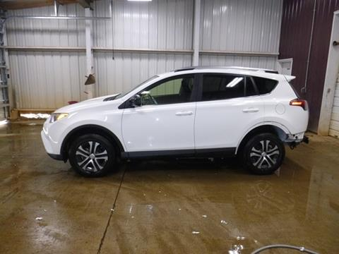 2017 Toyota RAV4 for sale at East Coast Auto Source Inc. in Bedford VA