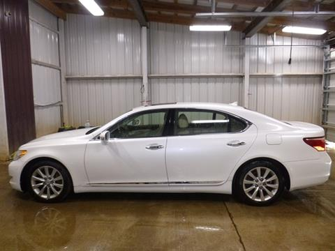 2012 Lexus LS 460 for sale at East Coast Auto Source Inc. in Bedford VA