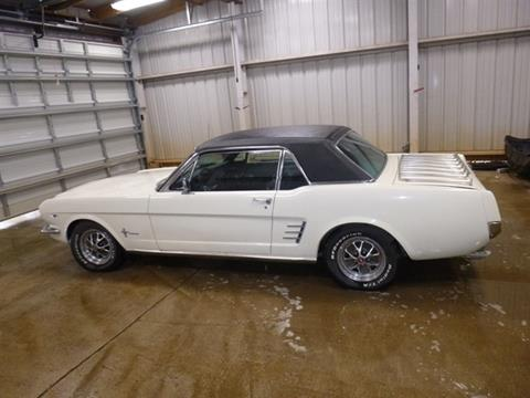 1966 Ford Mustang for sale at East Coast Auto Source Inc. in Bedford VA